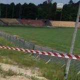 Delegat UEFA oceniał stadion miejski. Jagiellonia może zagrać u siebie.