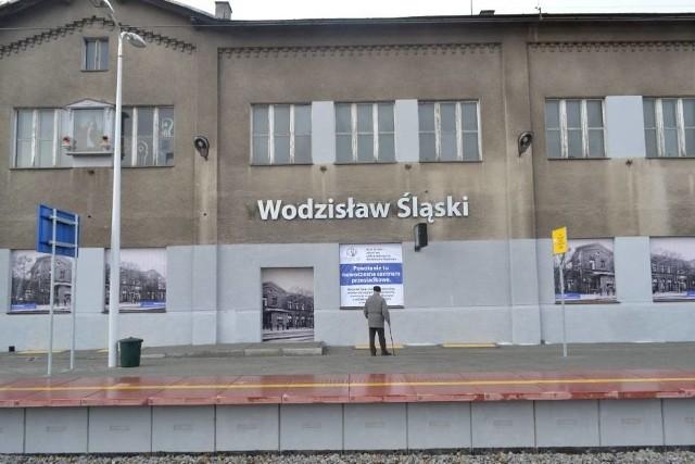 Remont wodzisławskiego dworca coraz bliżej