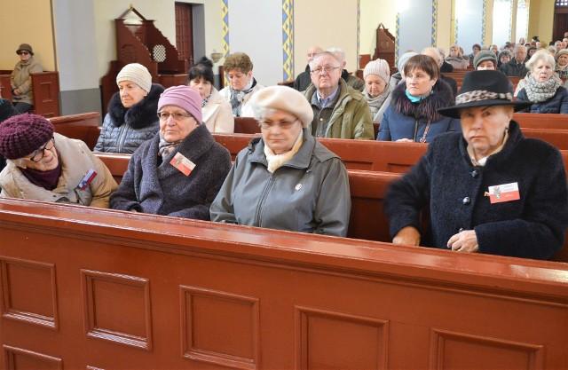Z okazji 80. rocznicy pierwszych wywózek Polaków na Sybir odprawiono mszę św. w kościele św. Apostołów Piotra i Pawła w Opolu.