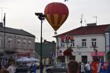 Fiesta balonowa w Skierniewicach. Widzów w Rynku nie brakowało [ZDJĘCIA]