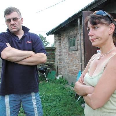 - W Niewodnicy Kościelnej mieszka ponad 500 osób, które odprowadzają duże podatki - mówią sołtys Elżbieta Stelmaszuk oraz Dariusz Kretowicz