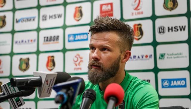Szymon Szydełko - nowy trener Hutnika Kraków