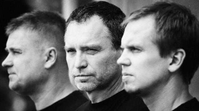 Grzegorz Kaźmierczak (w środku)