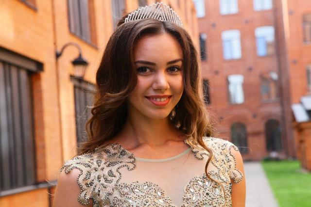 Paulina Rułka z Łodzi w konkursie Miss Intercontinental 2016