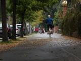 Niedzielne spacery i pierwsze oznaki jesieni w Ustce [ZDJĘCIA]