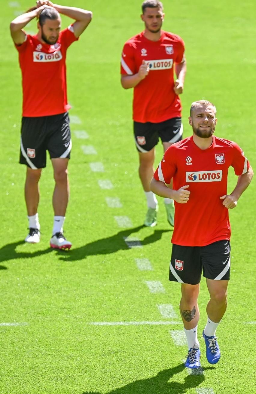 Piątkowy trening na stadionie w Gdańsku upłynął pod znakiem...