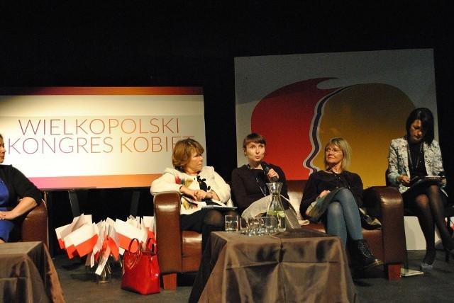 Kongres Kobiet odbędzie się po raz dziewiąty, ale pierwszy raz w Poznaniu.