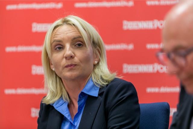 Posłanka Agnieszka Ścigaj odeszła z klubu Koalicja Polska