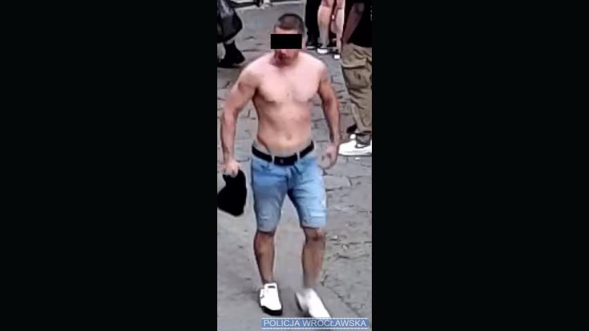 Mężczyzna sam zgłosił się do wrocławskiej prokuratury