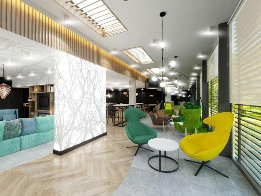 Hotel ibis Styles mieści się w centrum Tomaszowa Lubelskiego przy ul. Lwowskiej