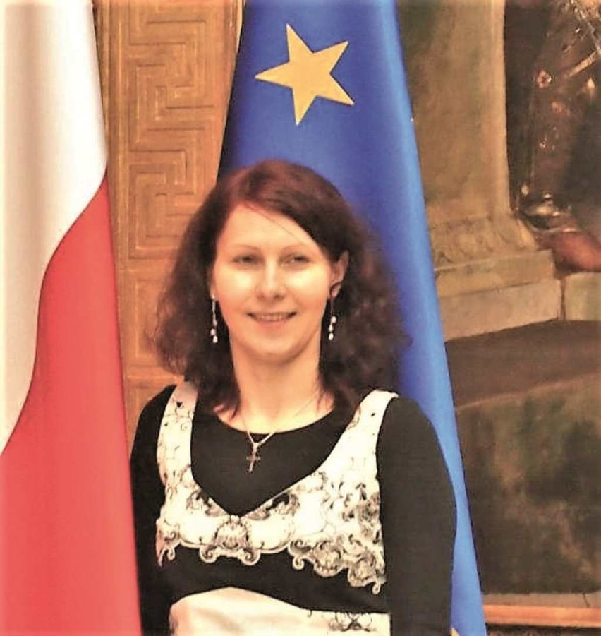 Agnieszka Kęska mieszka w swojej rodzinnej miejscowości...