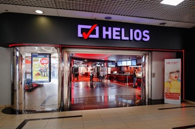 Kino Helios w Gorzowie ponownie otwarte