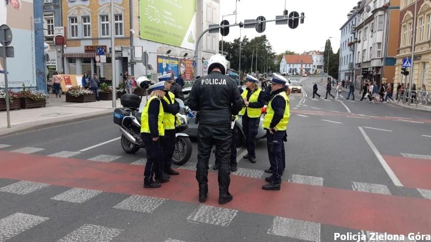 Jak, co roku podczas Winobrania policjanci mieli więcej...