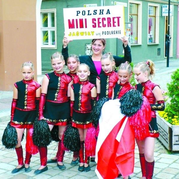 Dziewczęta z Secret Mini nie jechały do Opola w roli faworytek. Teraz mogą być dumne z szóstego miejsca w Europie.