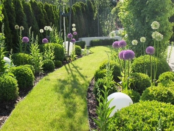 Ogród modernistyczny