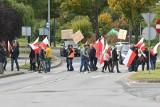 Wjazdy na S3 blokowane przez rolników. Co dzieje się w Lubuskiem? Protest rolników na węźle koło Sulechowa i pod Gorzowem