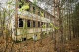 Rynkowo pod Bydgoszczą. Ruiny restauracji straszą od kilkunastu lat. Nikt ich nie zabezpieczył! [zdjęcia]