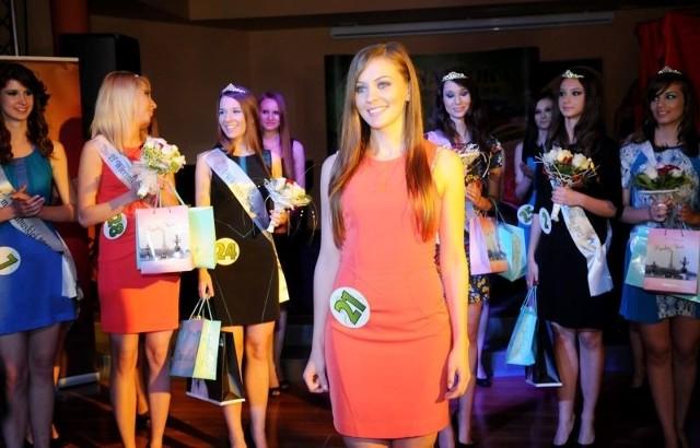 Małgorzata Heyduk z Kolesina, studentka dwóch kierunków na Uniwersytecie Zielonogórskim została Miss Ziemi Lubuskiej 2012