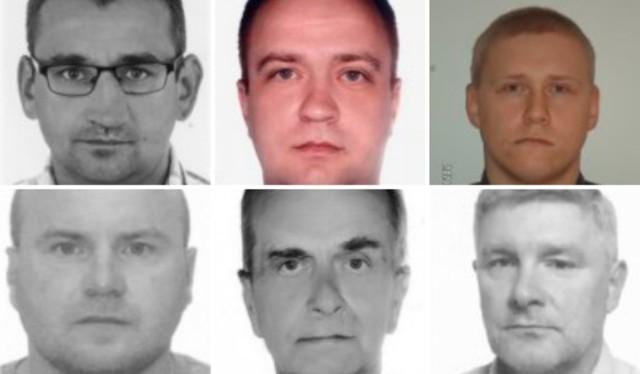 Wśród nich są osoby, które dopuściły się m.in. zabójstw, gwałtów, rozbojów, pobić lub uciekli z więzienia. Pochodzą oni z Krakowa, Tarnowa, Podhala, Oświęcimia, Nowego Sącza, Gorlic. Każdy zakątek Małopolski ma tu swojego przedstawiciela.  Przesuwaj zdjęcia w prawo - naciśnij strzałkę lub przycisk NASTĘPNE