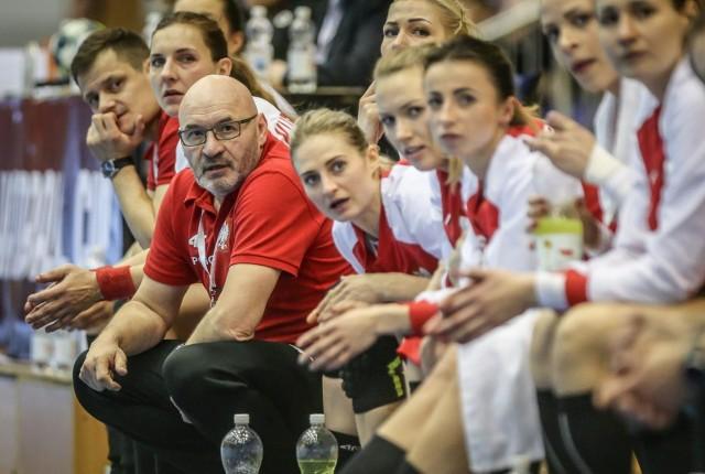 Reprezentacja Polski w piłce ręcznej kobiet