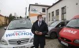 Marcin Warchoł odwiedza rzeszowskie osiedla i składa obietnice mieszkańcom