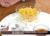 Jakie produkty możemy zjeść po terminie ważności? (wideo)