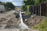 Przebudowa dróg osiedlowych w Lipnicy (zdjęcia)