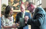 Bursztynowa kolia księżnej Kate