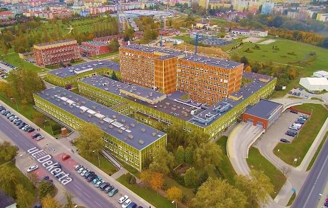 Szpital w Gorzowie wstrzymał przyjęcia.