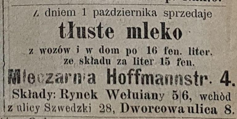 Ogłoszenia z bydgoskich gazet sprzed ponad 100 lat! Zobaczcie unikalne zdjęcia