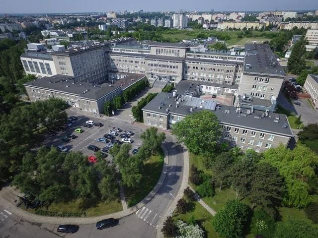 U dwóch z pracowników intensywnej terapii w szpitalu przy Jaczewskiego stwierdzono koronawirusa
