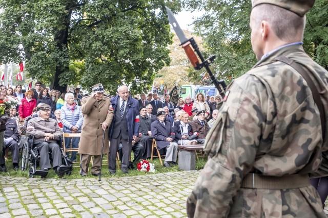 Uroczystości z okazji 80. rocznicy powstania Polskiego Państwa Podziemnego