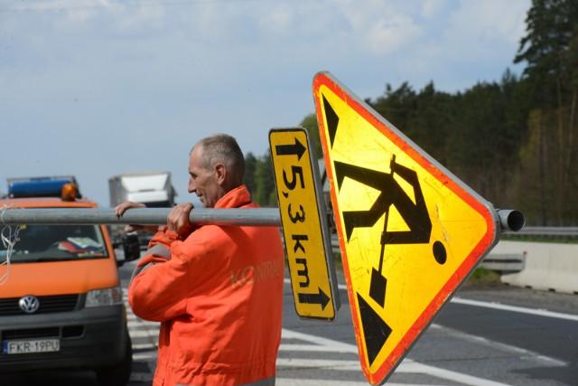 Roboty drogowe zaplanowano m.in na ul. Umińskiego, Różanej i Roboczej.