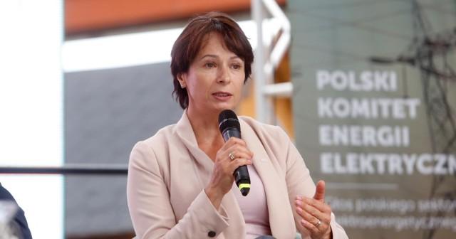 Lucyna Podhalicz.