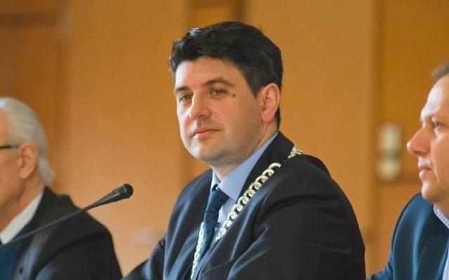 MARIUSZ GROMKO, były radny Białegostoku:...