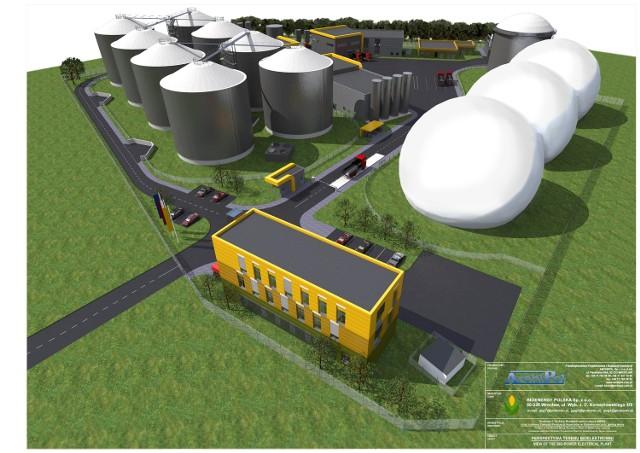 Bioenergy Polska nie może ruszyć z inwestycją w Goświnowicach pod Nysą (zdjęcia)Mieszkańcy wsi Goświnowice i Jędrzychowice obawiają się fetoru z położonej nieopodal zabudowań biogazowni i wzmożonego ruchu pojazdów dowożących surowiec.