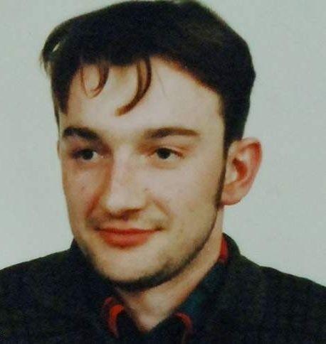 Zaginiony Edward Klata.