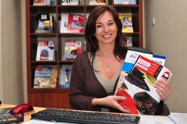 - Myślę, że zwiększa się świadomość radomian, żeby zwiedzić jak najwięcej świata – mówi Agnieszka Nędzi z radomskiego biura podróży Turysta. – Mamy sporo klientów.