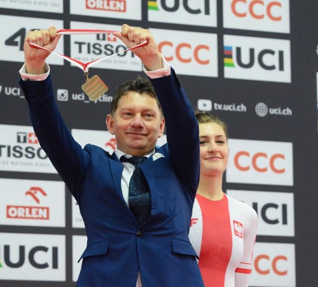 Dariusz Banaszek kieruje PZKol od 2016 roku.