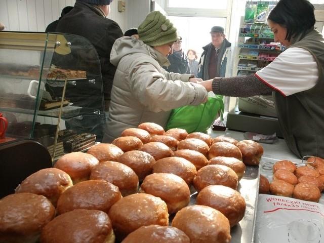 Piekarnia przy ulicy Armii krajowej w Słupsku.