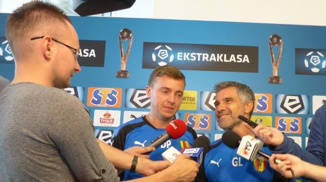 - Chcemy wygrać z Legią – mówi Gino Lettieri, szkoleniowiec Korony Kielce.