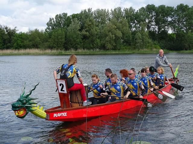 Po raz 14 wioślarze rywalizowali w Chełmińskich Regatach Smoczych Łodzi. Zawody odbyły się na jeziorze Starogrodzkim w Chełmnie.