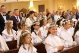 Pierwsza Komunia Święta na Pomorzu. Terminy i zasady zależą od parafii. Rząd zapowiada łagodzenie obostrzeń w kościołach