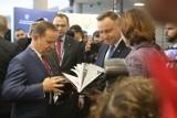 Prezydent Andrzej Duda i wiele znanych twarzy. Za nami pierwszy dzień Kongresu 590 [FOTO]