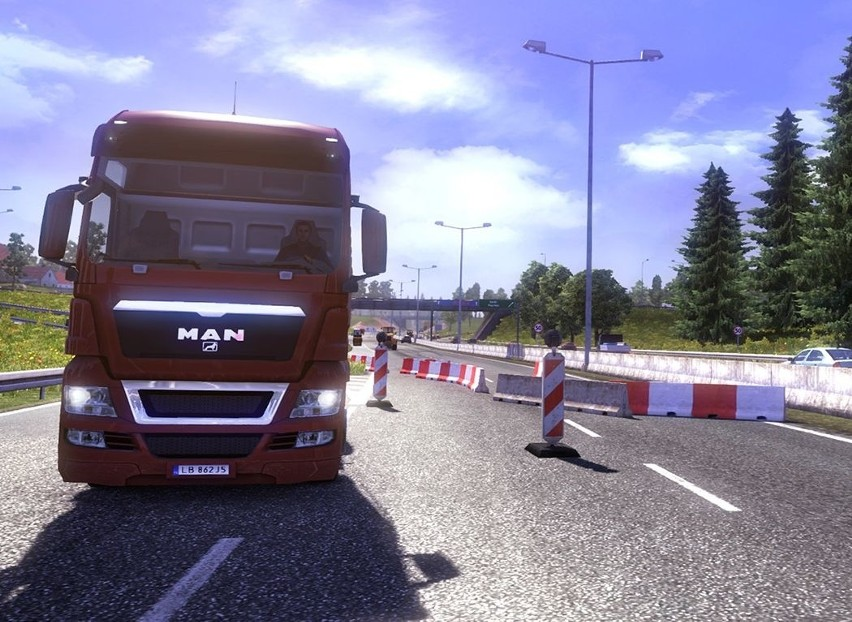 Euro Truck Simulator 2: Going East! Ekspansja Polska...