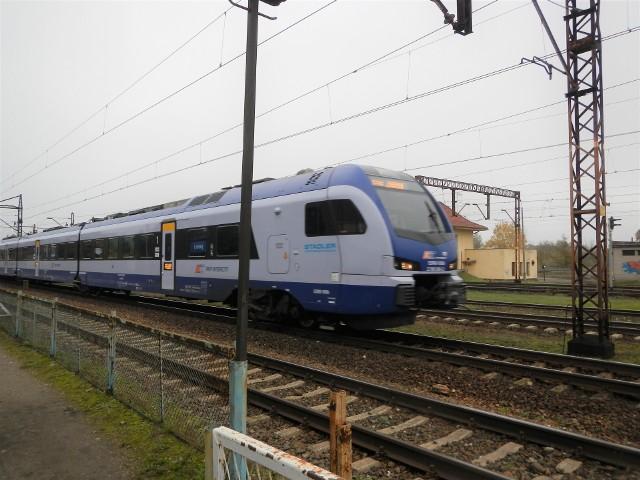 Po modernizacji trasy Grudziądz - Malbork odcinek ten będzie można pokonać o kwadrans szybciej niż teraz