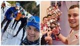 Zgrupowanie żużlowej reprezentacji Polski na Dolnym Śląsku: Integracja, śnieg i narty biegowe (GALERIA)