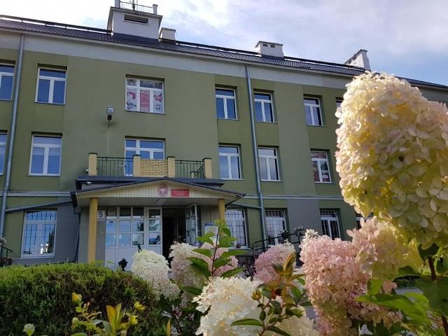 V Liceum Ogólnokształcące w Białymstoku