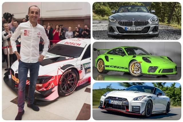 Życie prywatne Roberta Kubica naprawdę jest prywatne. Jednak od czasu do czasu kibicom zdarza się przyuważyć naszego najlepszego kierowcę wyścigowego w aucie osobowym. W końcu, choć dokonał rzeczy niemożliwych, to jest tylko człowiekiem. Jednak jako również ogromny fan motoryzacji porusza się pojazdami z najwyższej półki. Wśród nich auta marki BMW, Audi, Porsche czy Nissan. Obejrzyj galerię samochodów kierowcy Orlen Team Art i Alfa Romeo Racing Orlen.