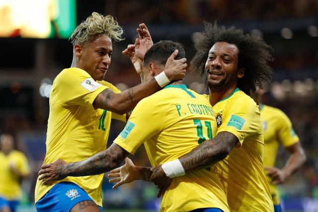 Brazylia - Szwajcaria 1:1